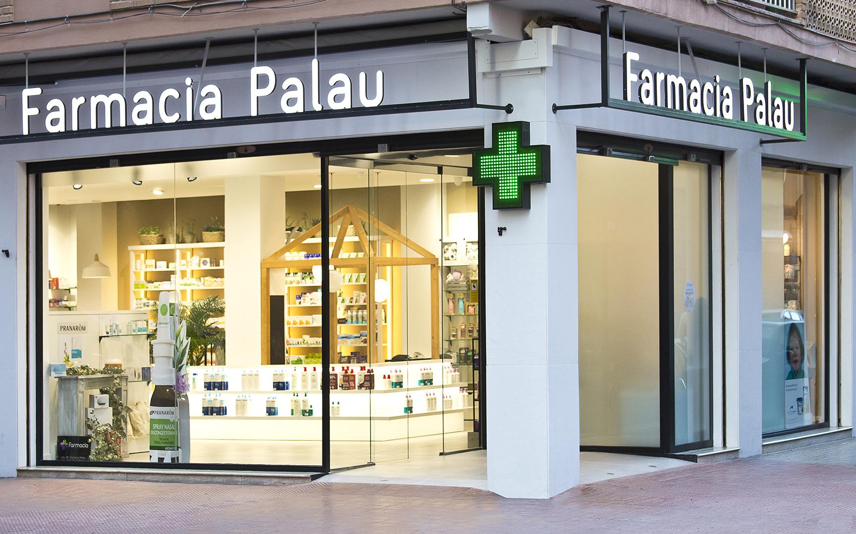 Farmacia Burjassot Palau Valencia